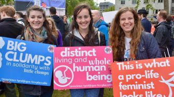 One in four UK pro life students threatened abused alarmed or distressed for being pro life at university