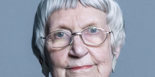Official portrait of Baroness Howe of Idlicote crop 2
