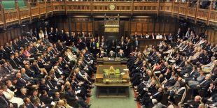 New parliament 2010