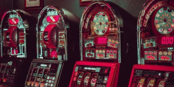 Gambling machines 1 0