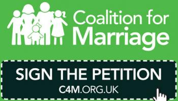 coalition for marriage petition image