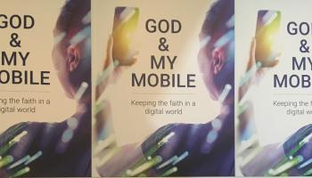 Nigel Cameron: God & my mobile book front cover