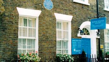picture of a Marie Stopes clinic